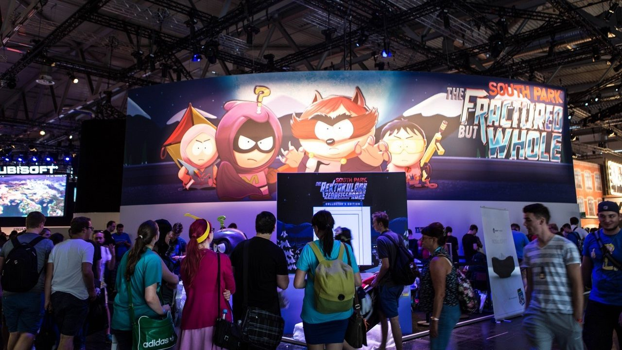 South Park gamescom 2016