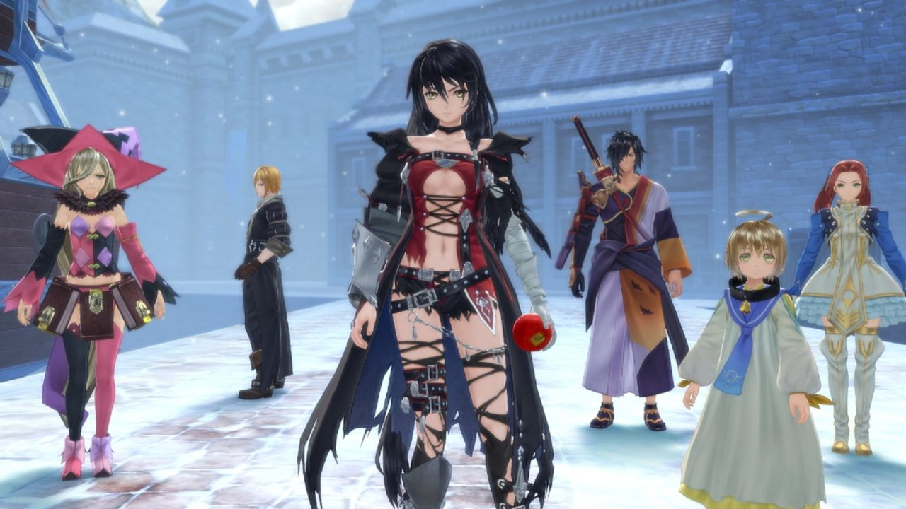 Tales of Berseria, demo disponibile in Giappone