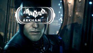 Batman: Arkham VR, un video dietro le quinte
