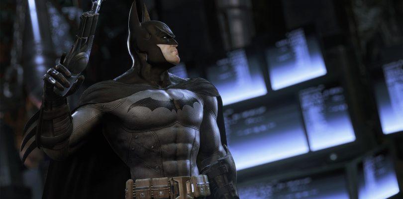 batman return tp arkham