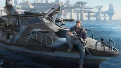 Just Cause 3 Bavarium Sea Heist