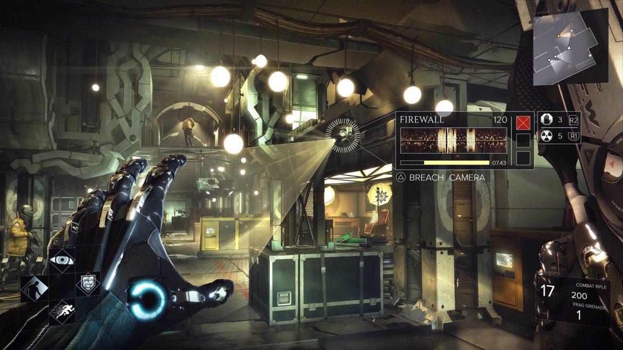 Tempo di valutazioni per Deus Ex: Mankind Divided