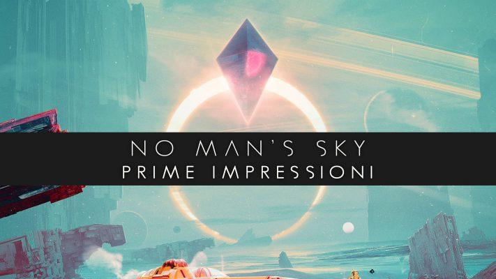 No Man's Sky – Prime Impressioni