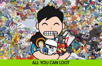 All You Can Loot: Pokémon e via!
