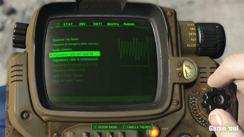 Fallout 4 - Vault-Tec Workshop: attivare il dlc