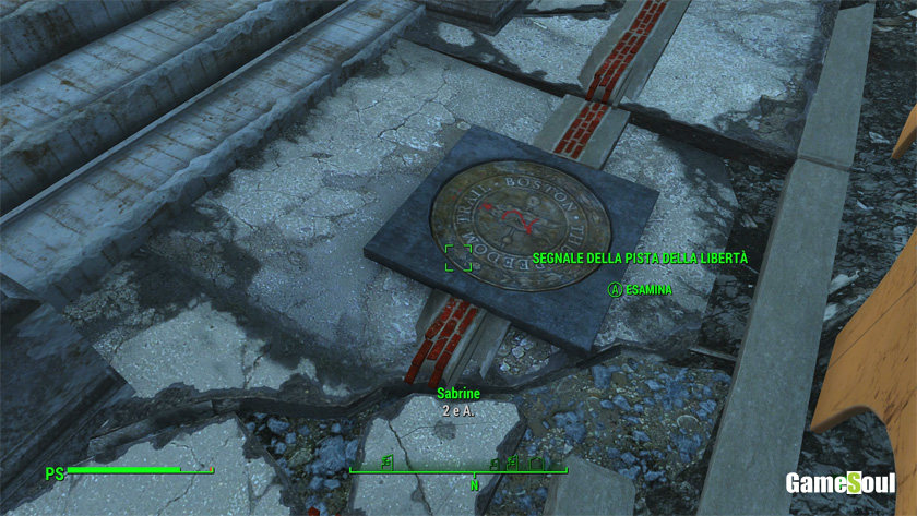 Fallout 4 - La Strada della Libertà