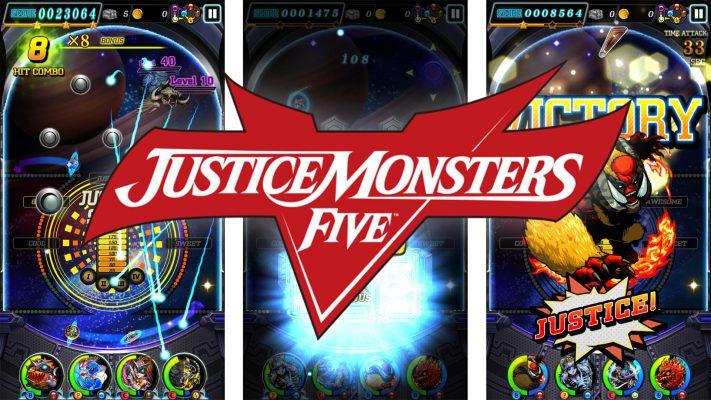 Justice Monsters Five è disponibile. Ecco il trailer di lancio