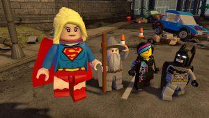 LEGO Dimensions: lo starter pack PS4 includerà Supergirl