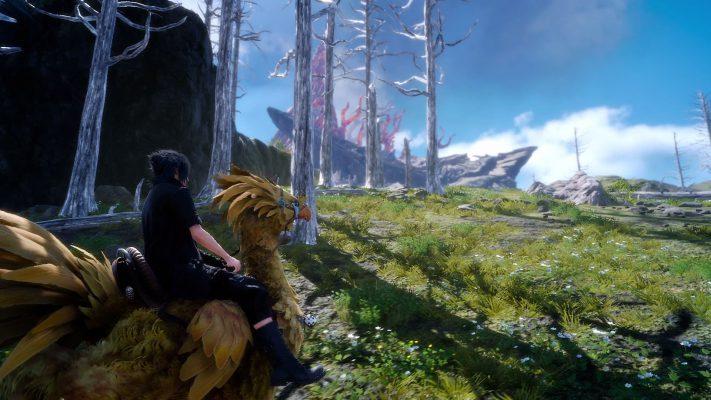 Final Fantasy XV: nuove grandi immagini e dettagli