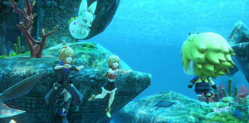Tante immagini per World of Final Fantasy