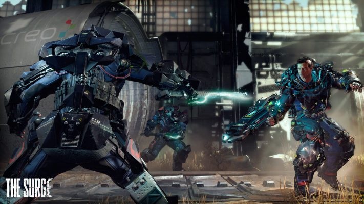 The Surge, il gameplay gamescom 2016