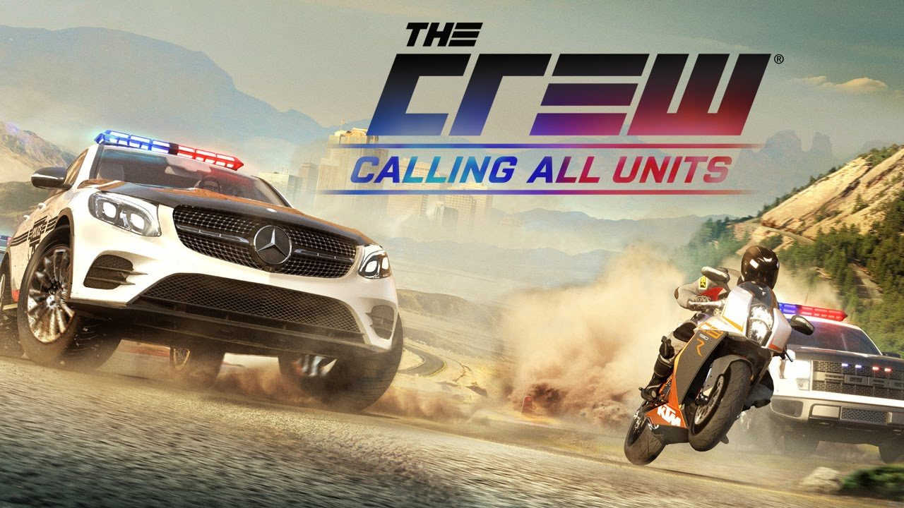 "The Crew – Svelata l'espansione ""Calling All Units"""