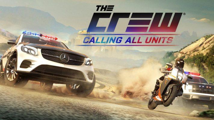 "The Crew – Svelata l'espansione ""Calling All Units"""