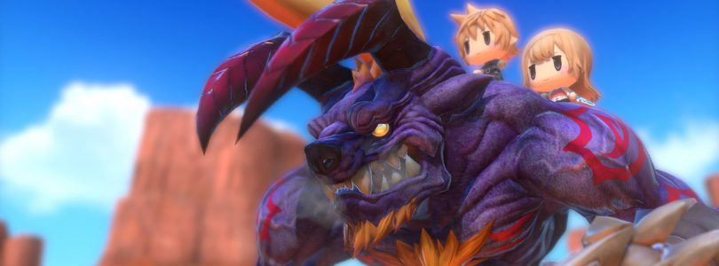 World of Final Fantasy World of Final Fantasy – Anteprima gamescom 2016
