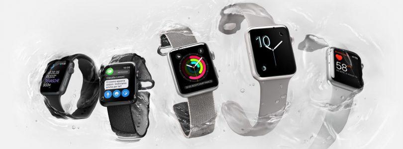 La nuova era degli smartwatch parte da Apple Watch 2