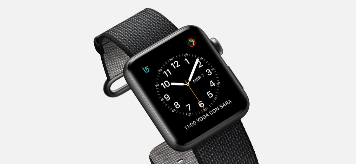 Apple watch 2 black
