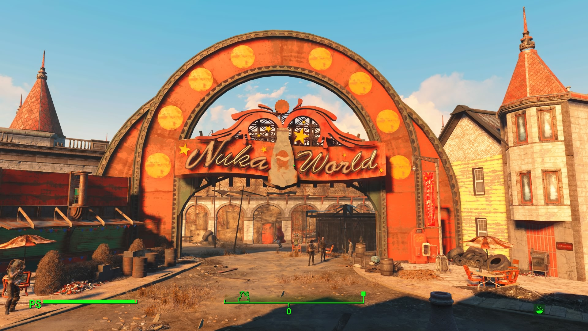 Fallout 4 Nuka World Recensione