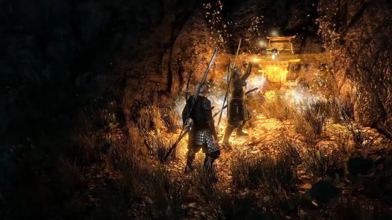 NiOh, screenshot rivelano nuovi personaggi