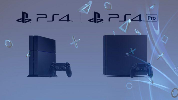 PS4 Vs. PS4 PRO: le principali differenze