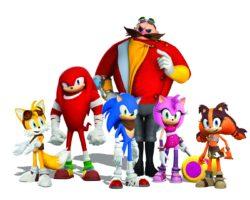 Nuovi dettagli su Sonic Boom: Fuoco & Ghiaccio