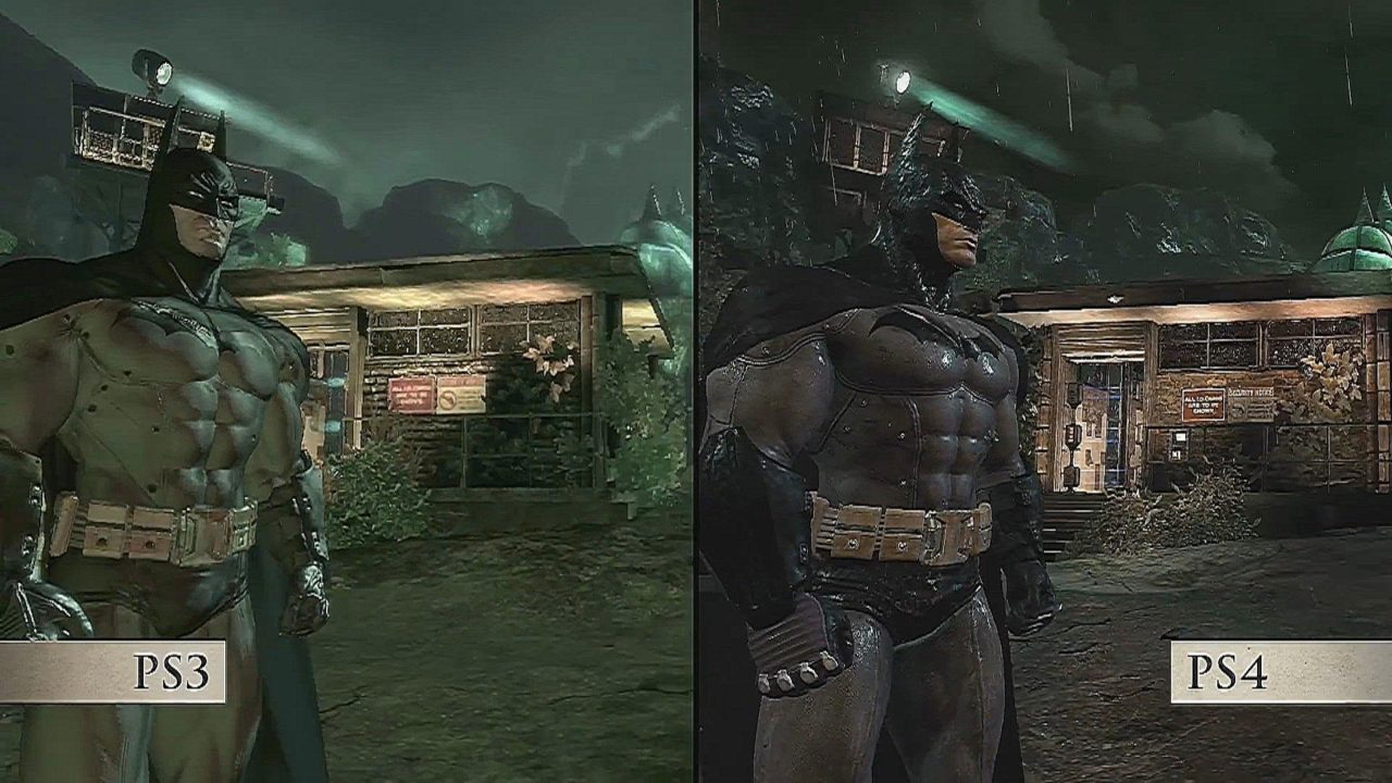 Batman: Return to Arkham, annunciata la data d'uscita