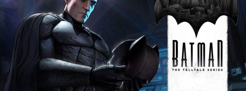 batman: the telltale series children of arkham