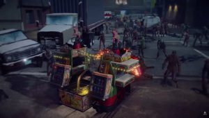 Dead Rising 4, cinematic trailer Black Friday