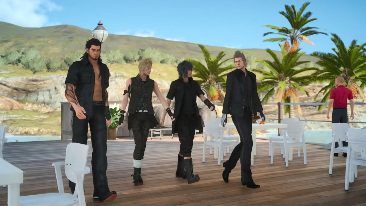 Anche Final Fantasy XV supporterà PlayStation 4 Pro
