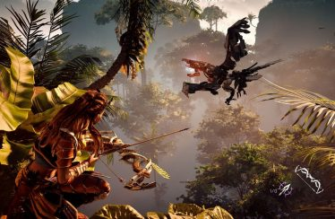 Horizon: Zero Dawn torna in un epico trailer