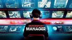 SEGA annuncia la data d'uscita di Motorsport Manager
