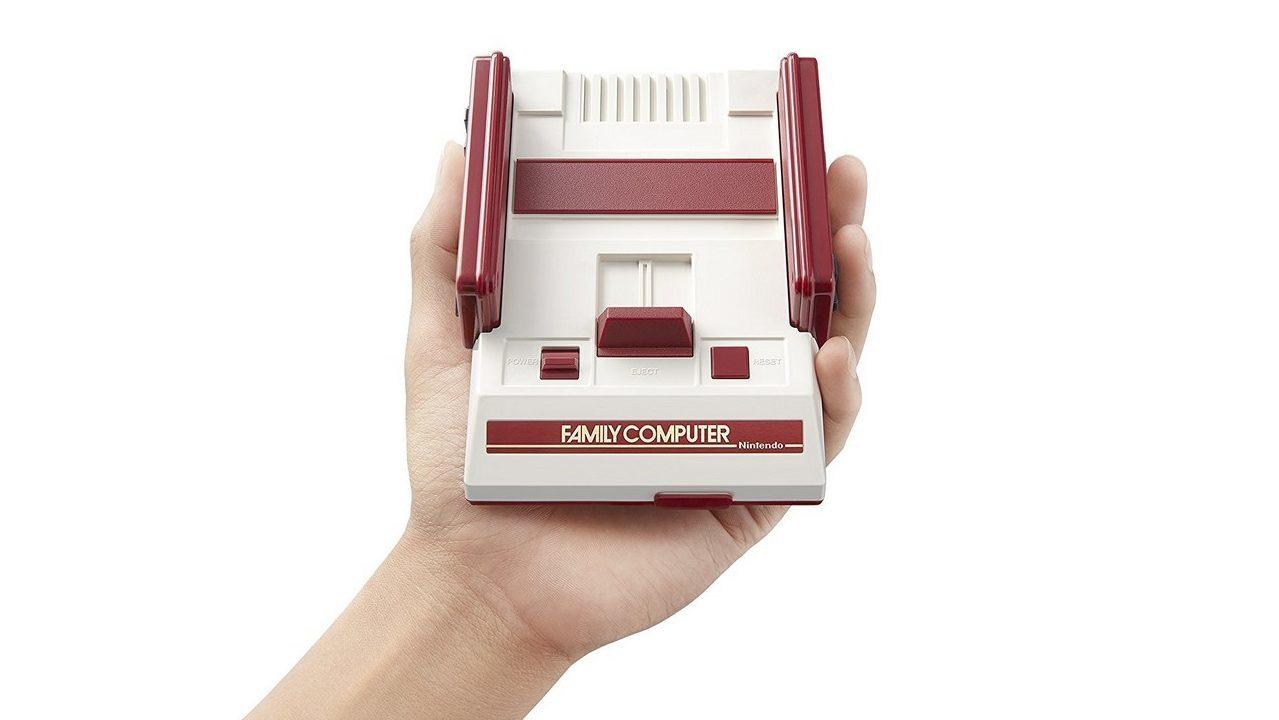 Nintendo Classic Mini: Famicom annunciato in Giappone
