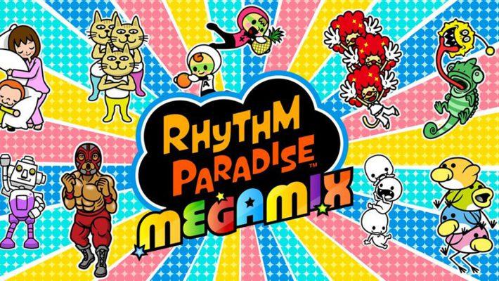 Rhythm Paradise Megamix, disponibile la demo su Nintendo eShop