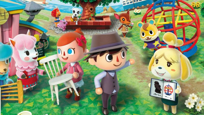 Supporto amiibo per Animal Crossing: New Leaf
