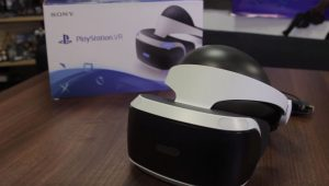 PlayStation VR: ecco il primo unboxing