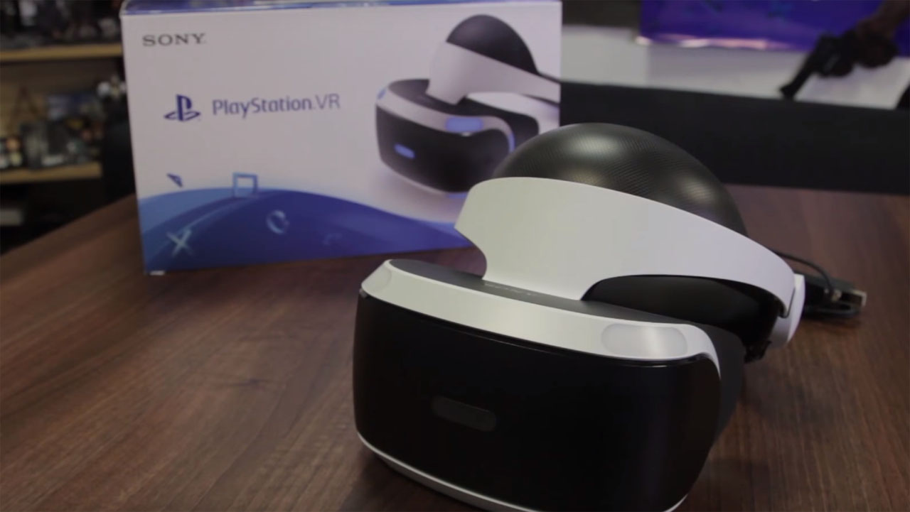 unboxing-playstation-vr-gamesoul