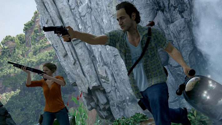 Il DLC 'Bounty Hunters' per Uncharted 4 è disponibile