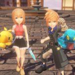 World of Final Fantasy: demo disponibile sul PlayStation Store