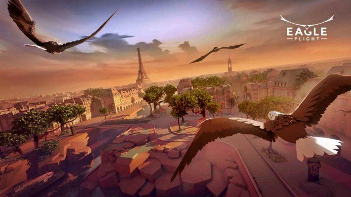 Eagle Flight disponibile su Oculus Rift