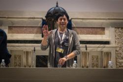 Hajime Tabata Final Fantasy XV Lucca Comics & Games 2016