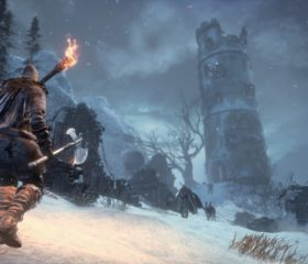 Dark Souls III: Ashes of Ariandel  – Recensione