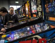Sala giochi GamesWeek 2016
