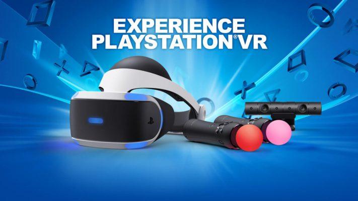 Benvenuto PlayStation VR!