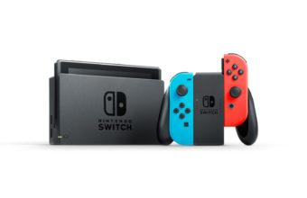 In Giappone si possono personalizzare i colori di Nintendo Switch