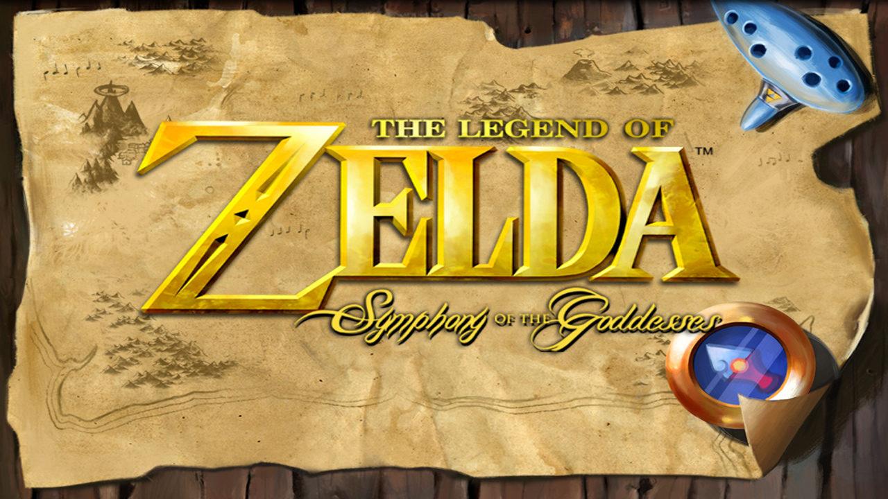 La magia di The Legend of Zelda: Symphony of the Goddesses