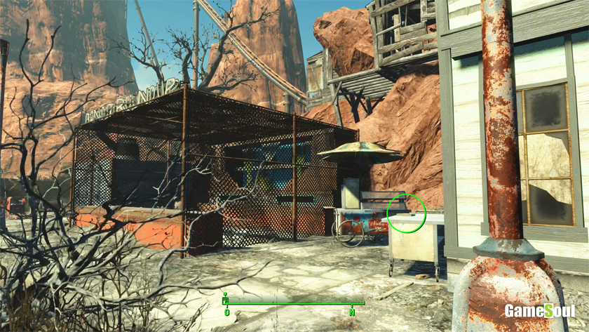 Fallout 4: Guida a Beverone - Nuka-Bombdrop