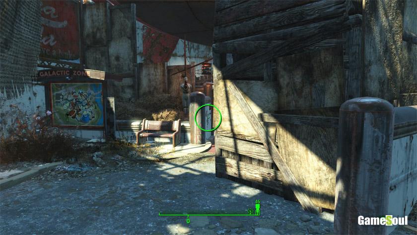 Fallout 4: Guida ai Cappy - Cappy S