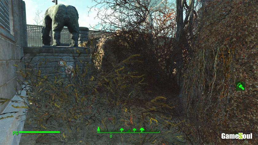 Fallout 4: Guida ai Cappy - Cappy N