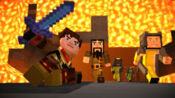Minecraft: Story Mode – Episode 8: A Journey's End? – Recensione