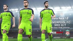 PES 2017, arriva il data Pack 1.0