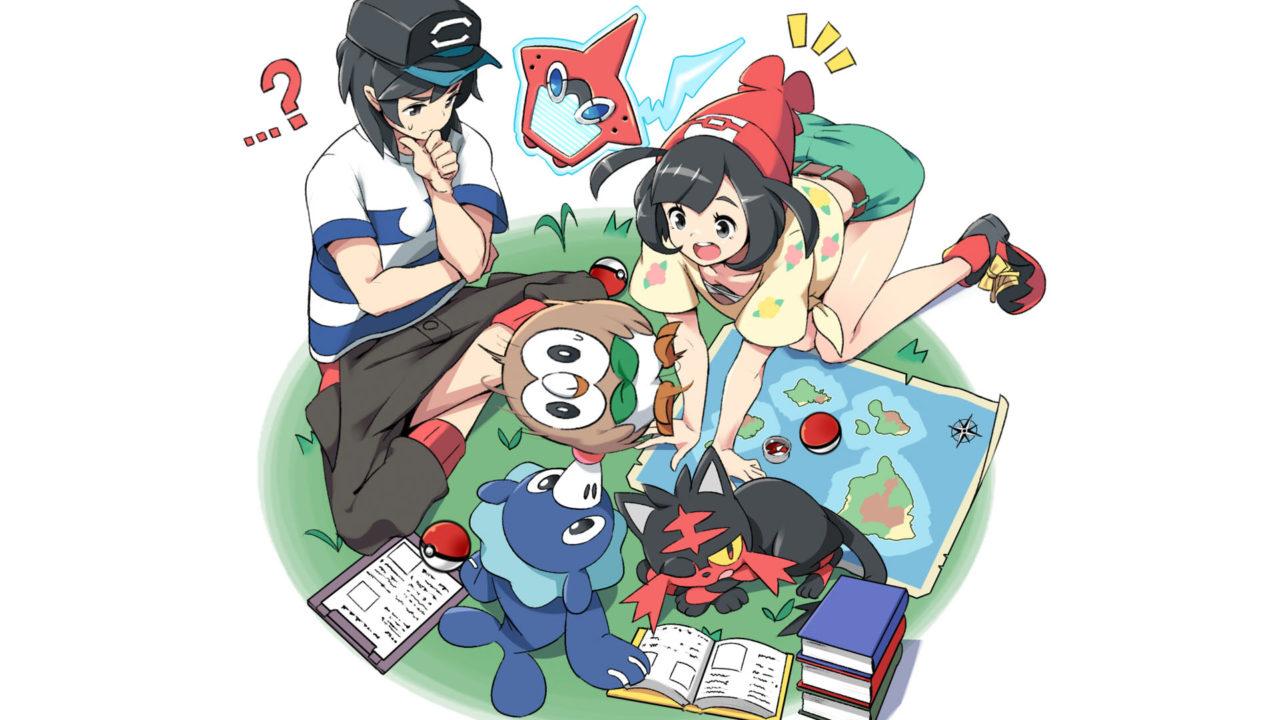 Pokémon Sole e Luna, svelati nuovi Pokémon